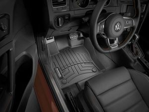 Muddybuddy - Floor Liner - Black - Volkswagen (5G1-061-541-DSP)