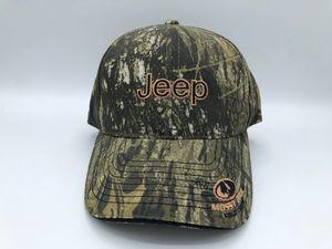 JEEP MOSSY OAK CAP - Jeep (JPMO)