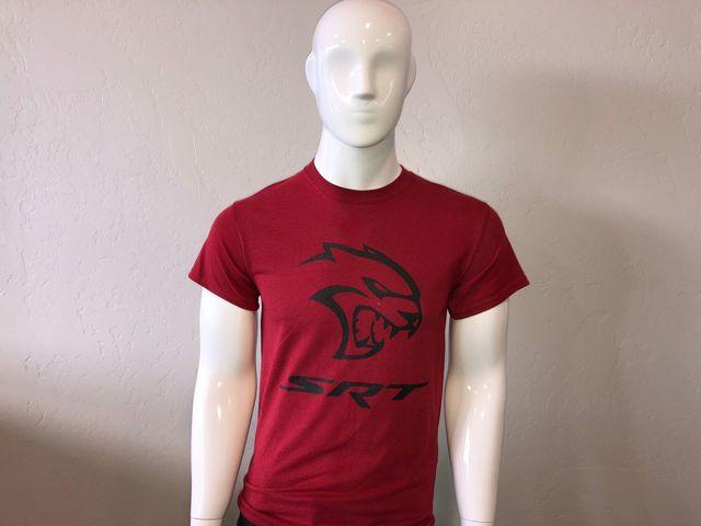 DODGE HELLCAT SRT LOGO shirt - DODGE (122KY)
