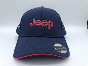 JEEP (RED) FITTED CAP - Jeep (JPFNR)