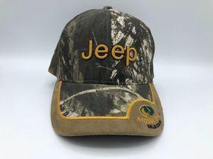CAMO JEEP MOSSY OAK HAT - Jeep (jpmop)