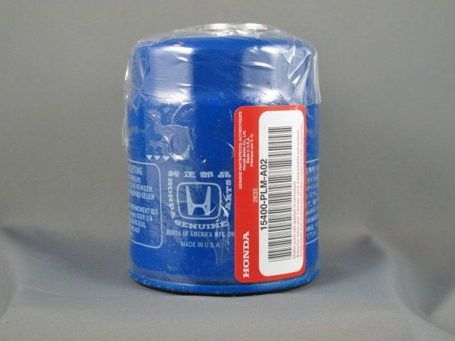 Filter, Oil (Mahle Tennex) - Honda (15400-RTA-003)