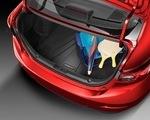 Cargo Tray fits sedan models only