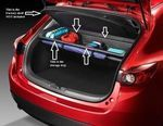 Cargo Area Storage Shelf - Mazda (BJE3-V1-300)