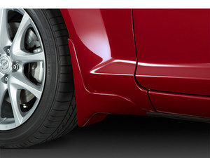 Splash Guards, Front - Mazda (FF14-V3-450-50)