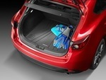 Cargo Tray fits Hatchback models only