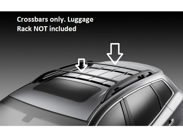 Genuine Mazda CX 9 Roof Rack, Cross Bars 0000 8L N02B
