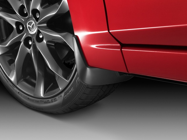 Mazda Genuine Accessories TD11-V3-450F Splash Guard