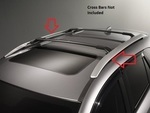 Roof Rack for CX-5 (Cross Bars not included) - Mazda (0000-8L-R01)