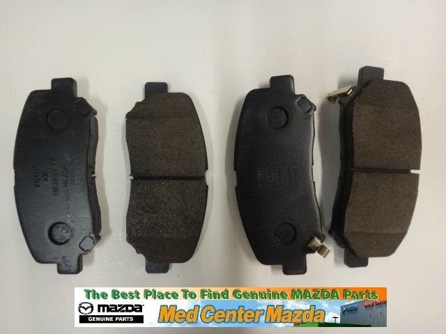 each Genuine Mazda Front Brake Rotor KD45-33-251