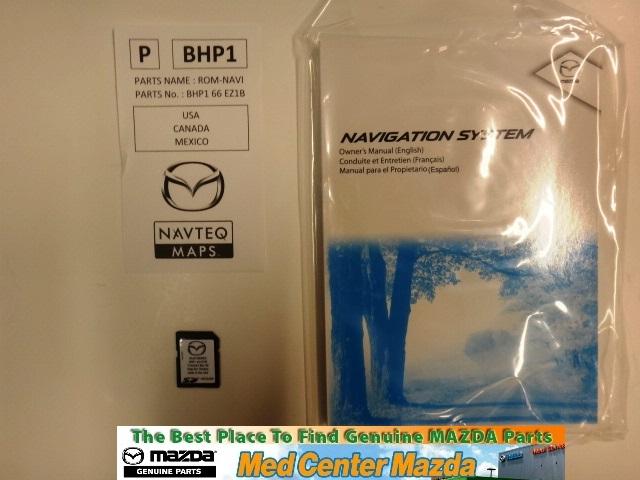mazda navigation sd card copy