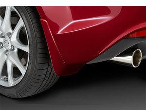 Splash Guards, Rear - Mazda (FF14-V3-460-16)