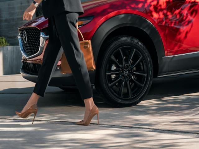 "18"" Wheel, Alloy, Matte Black - Mazda (B0N6-V3-810)"