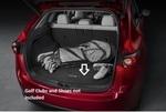 Genuine Mazda CX-5 Cargo Mat in Black. Help protect the original carpet with a custom fit Carpet Cargo Mat.