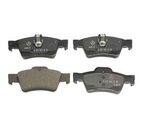 Rear Disk Brake Pads - Mercedes-Benz (007-420-68-20)
