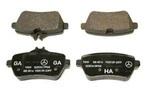 Rear Disk Brake Pads - Mercedes-Benz (008-420-34-20)