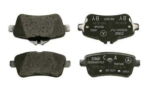 Rear Disk Brake Pads - Mercedes-Benz (007-420-90-20)