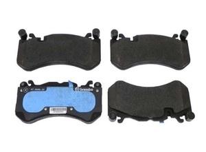 Front Disk Brake Pads - Mercedes-Benz (008-420-20-20)