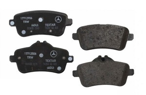 Rear Disk Brake Pads - Mercedes-Benz (007-420-86-20)