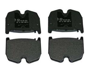 Front Disk Brake Pads - Mercedes-Benz (003-420-71-20-41)