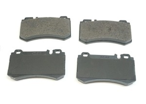 Rear Disk Brake Pads - Mercedes-Benz (003-420-62-20-41)