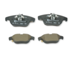 Rear Disk Brake Pads - Mercedes-Benz (007-420-60-20)