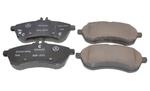 Front Disk Brake Pads - Mercedes-Benz (007-420-74-20)