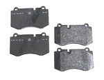 Front Disk Brake Pads - Mercedes-Benz (004-420-80-20-64)