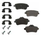 Rear Disk Brake Pads - Mercedes-Benz (007-420-78-20)