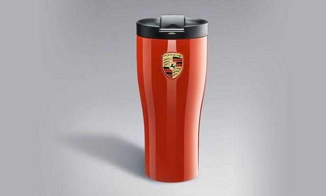 Thermo Flask Lava Or - Porsche (WAP-050-650-0J)