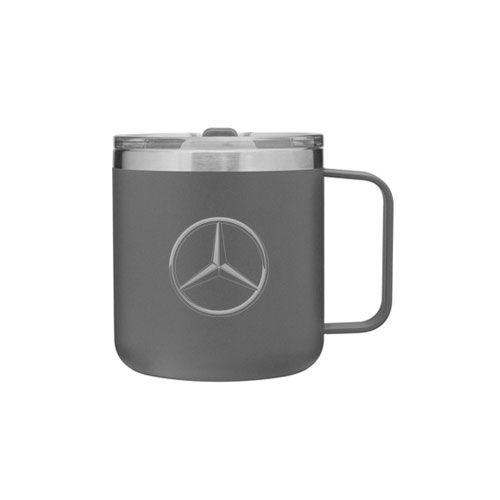 Travel Mug (Grey) - Mercedes-Benz (1443359-00)