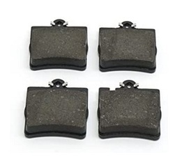 Rear Disk Brake Pads - Mercedes-Benz (003-420-28-20-41)