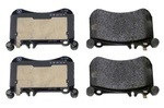 Front Disk Brake Pads - Mercedes-Benz (007-420-84-20)