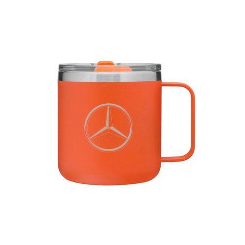 Travel Mug (Orange) - Mercedes-Benz (1443450-00)