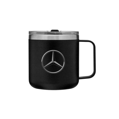 Travel Mug (Black) - Mercedes-Benz (1443474-00)