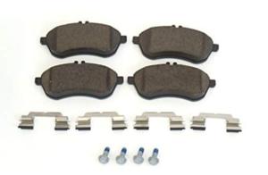 Front Disk Brake Pads - Mercedes-Benz (007-420-57-20)