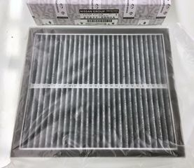 Infiniti In-Cabin Blower Motor Fan Grey Air Filter New OEM Q50 QX70 QX50 Q60 - Infiniti (27277-4HH0A)