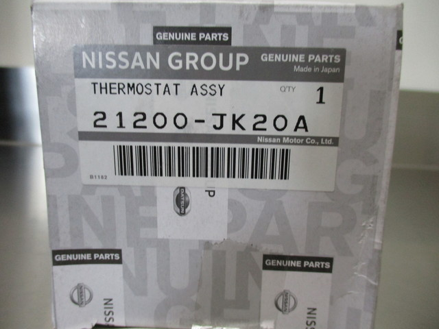 Genuine Nissan Thermostat Housing 21200-JK20A