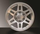 Tacoma Alloy Wheel, 16x8.0 Silver
