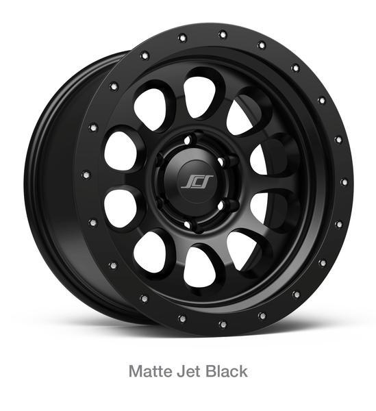 "18"" MATTE BLACK RAY10 - Toyota (BLACK-RAY10-18)"