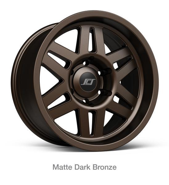 """20"""" MATTE DARK BRONZE STEALTH6"""