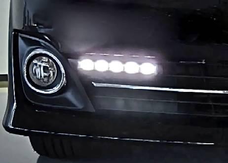 2012 CAMRY SE LED ACC LGHTS W SWITCH KIT - Toyota (00012-91206-03)