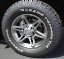 Tacoma 2012- Alloy Wheel, 17x8