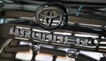 4Runner TRD OFF ROAD BLACKOUT KIT - Toyota (00012-R1940-01)