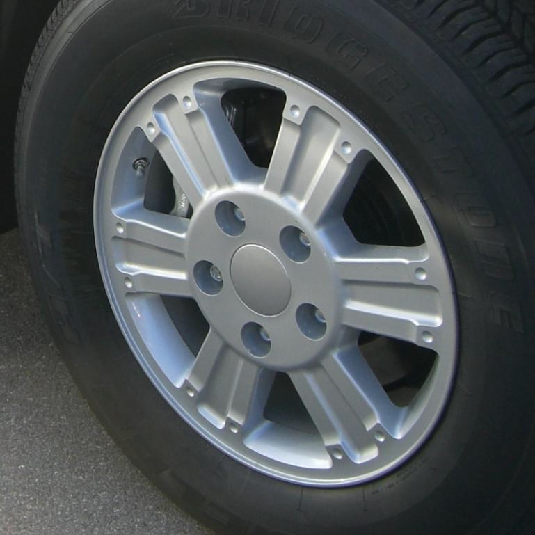 07 TUNDRA WHEEL CENTER CAP - Toyota (00012-T0754-21)