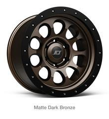 "16"" MATTE DARK BRONZE RAY10"
