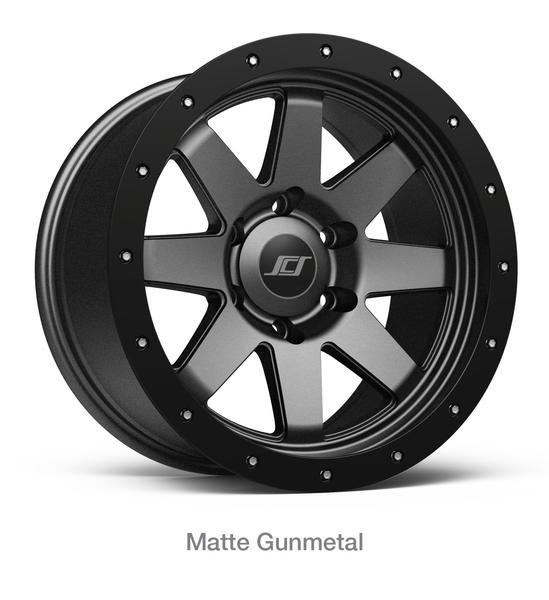 "17"" MATTE GUNMETAL SR8 - Toyota (GNMTL-SR817)"