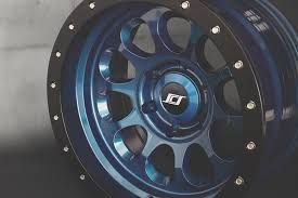 STEALTH BLUE RAY10 17X9 - Custom (BLUE-RAY10-17)