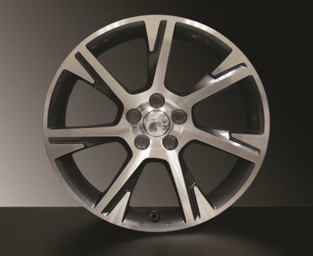 "Prius 2012- 17"" Ace Alloy Wheel - Toyota (00012-P1256-01)"