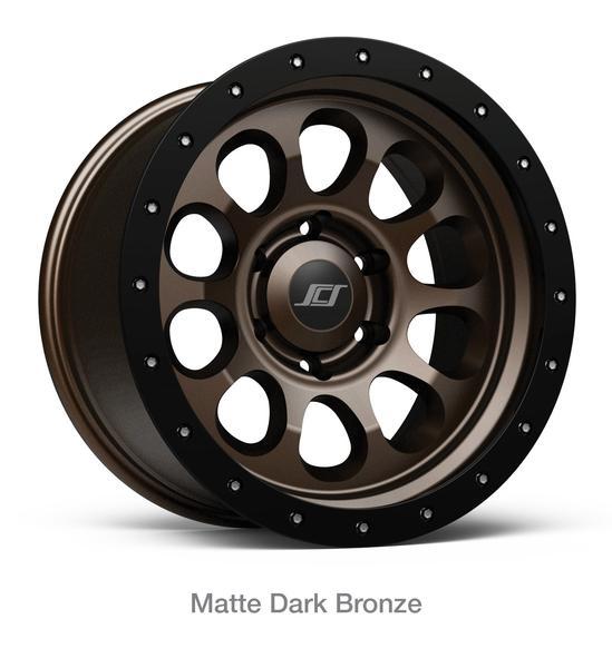 "18"" MATTE DARK BRONZE RAY10 - Toyota (DKBNZ-RAY10-18)"